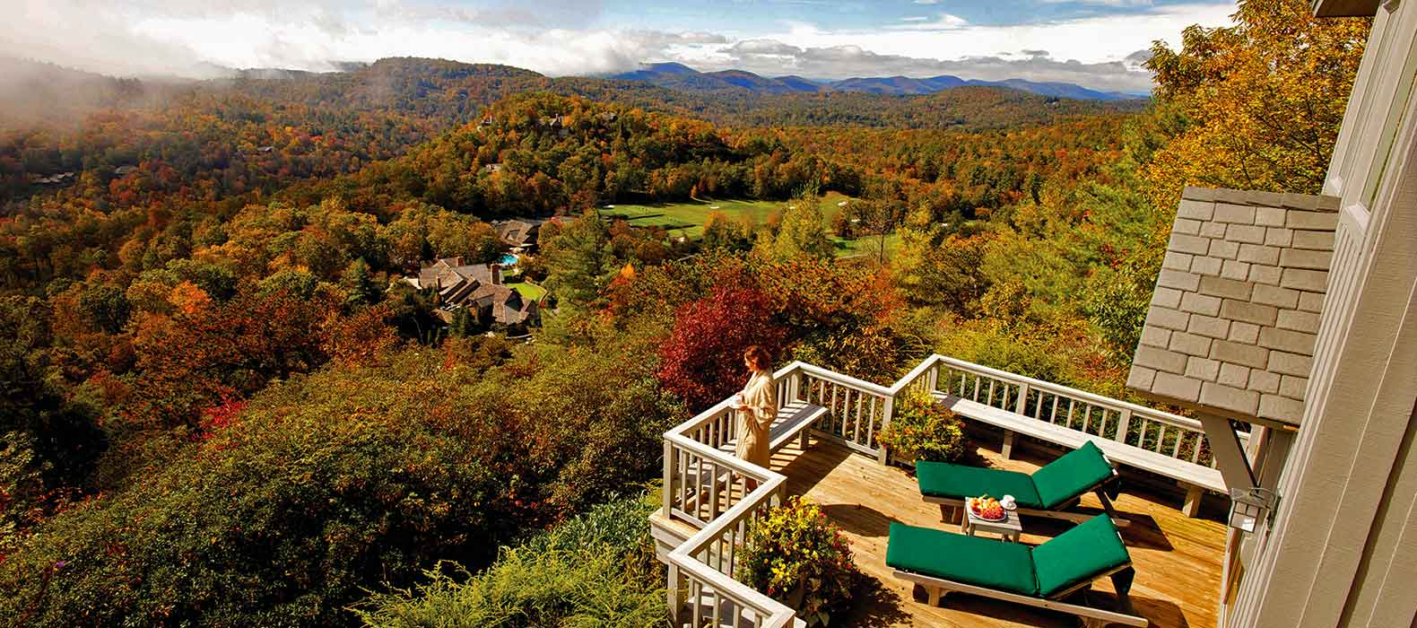 golf in the cashiers and highlands north carolina areas
